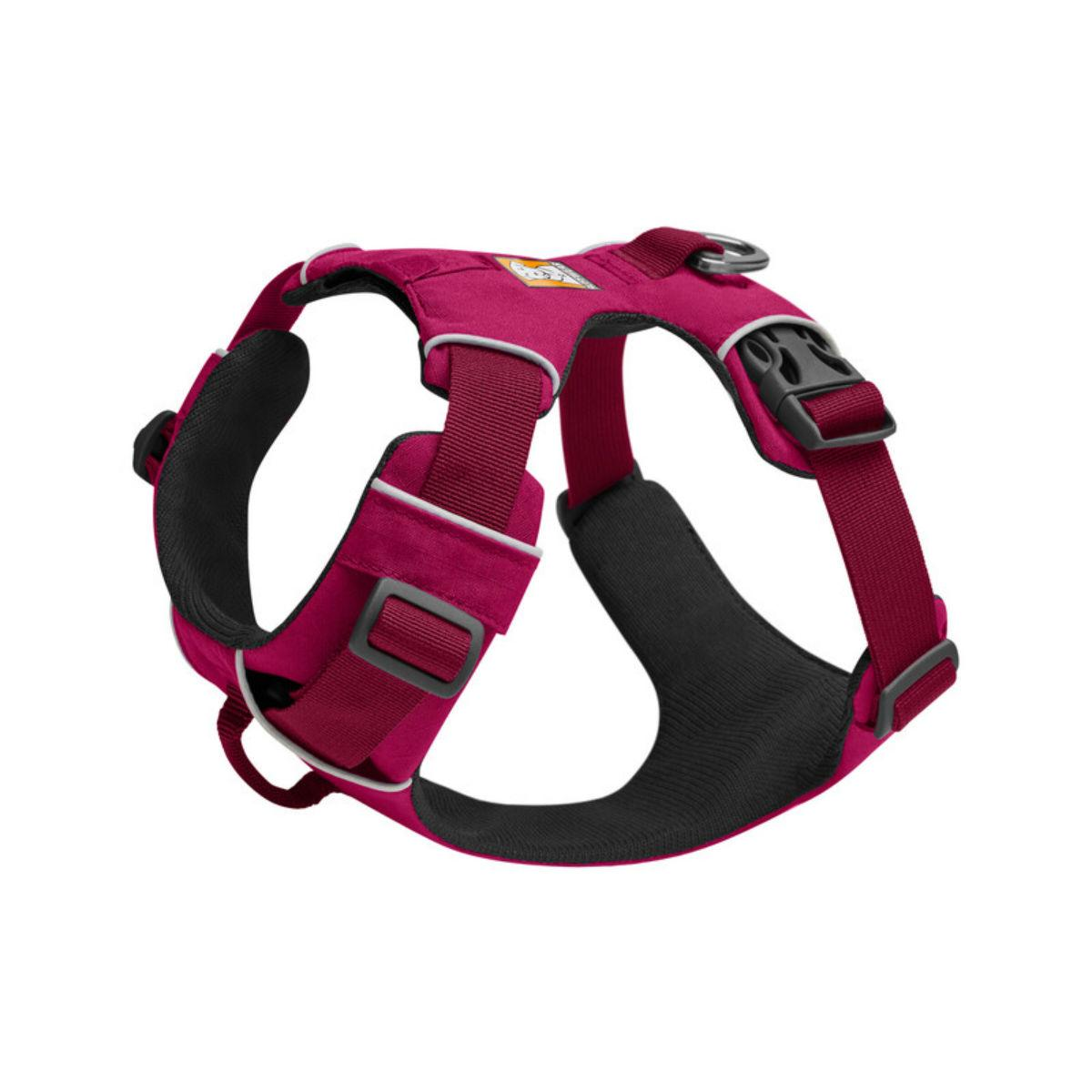 Front Range Dog Harness by RuffWear - Hibiscus Pink