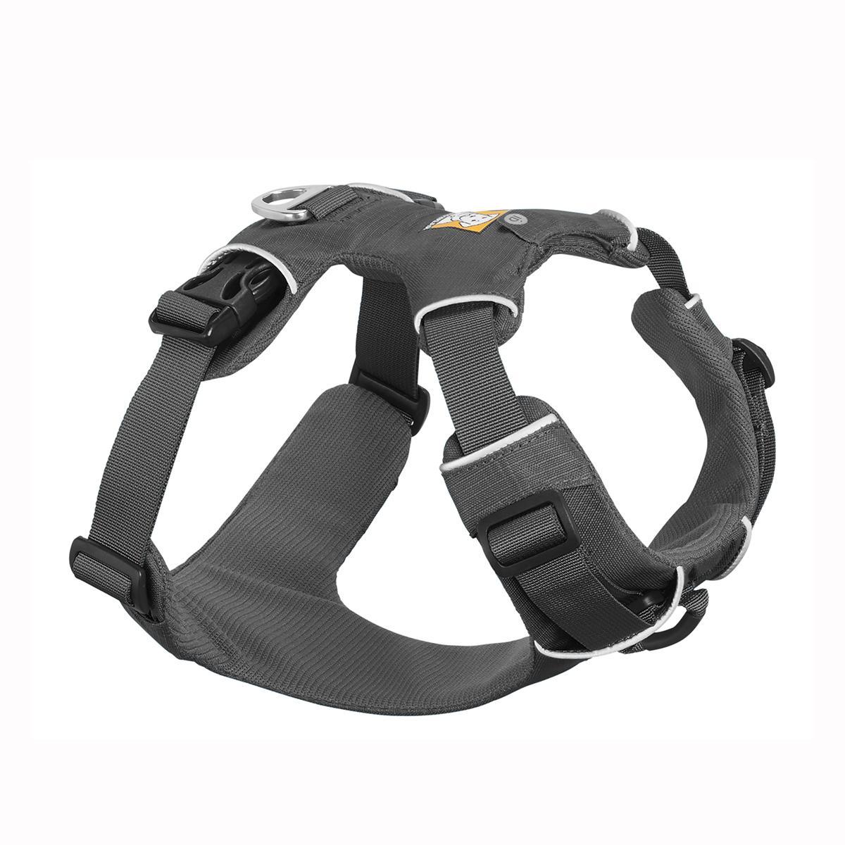 Front Range Dog Harness by RuffWear - Twilight Gray
