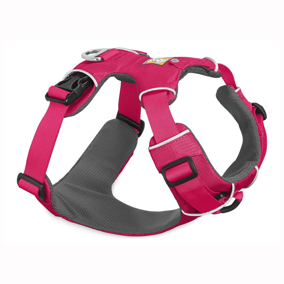 Front Range Dog Harness by RuffWear - Wild Berry