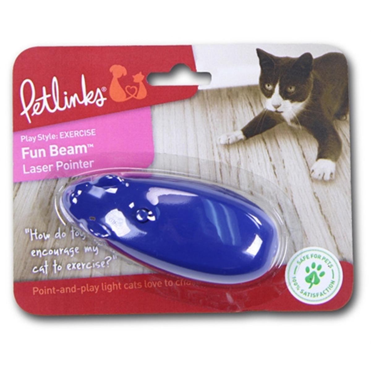 Petlinks FunBeam Laser Cat Toy