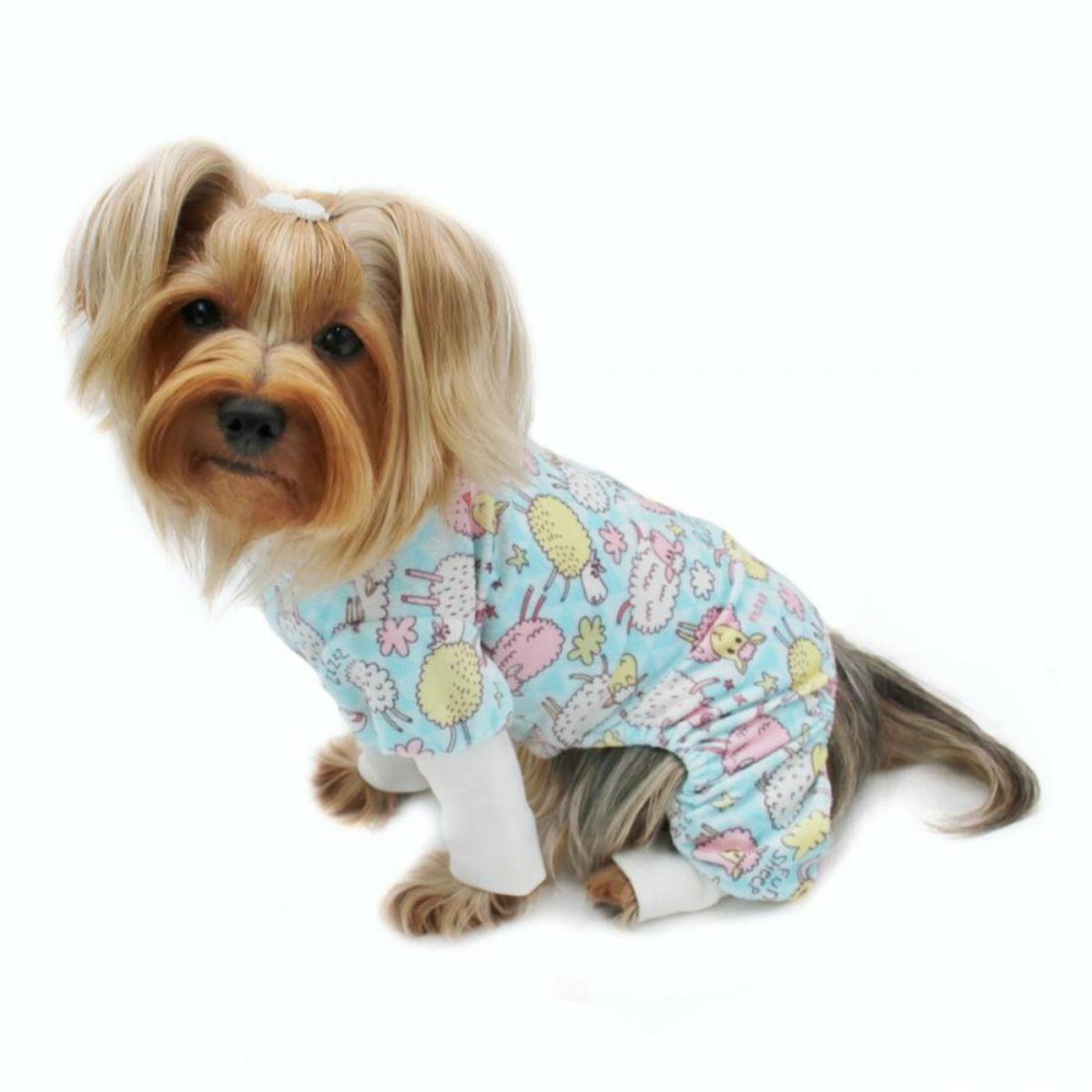 Funny Sheep Ultra Soft Dog Pajamas by Klippo