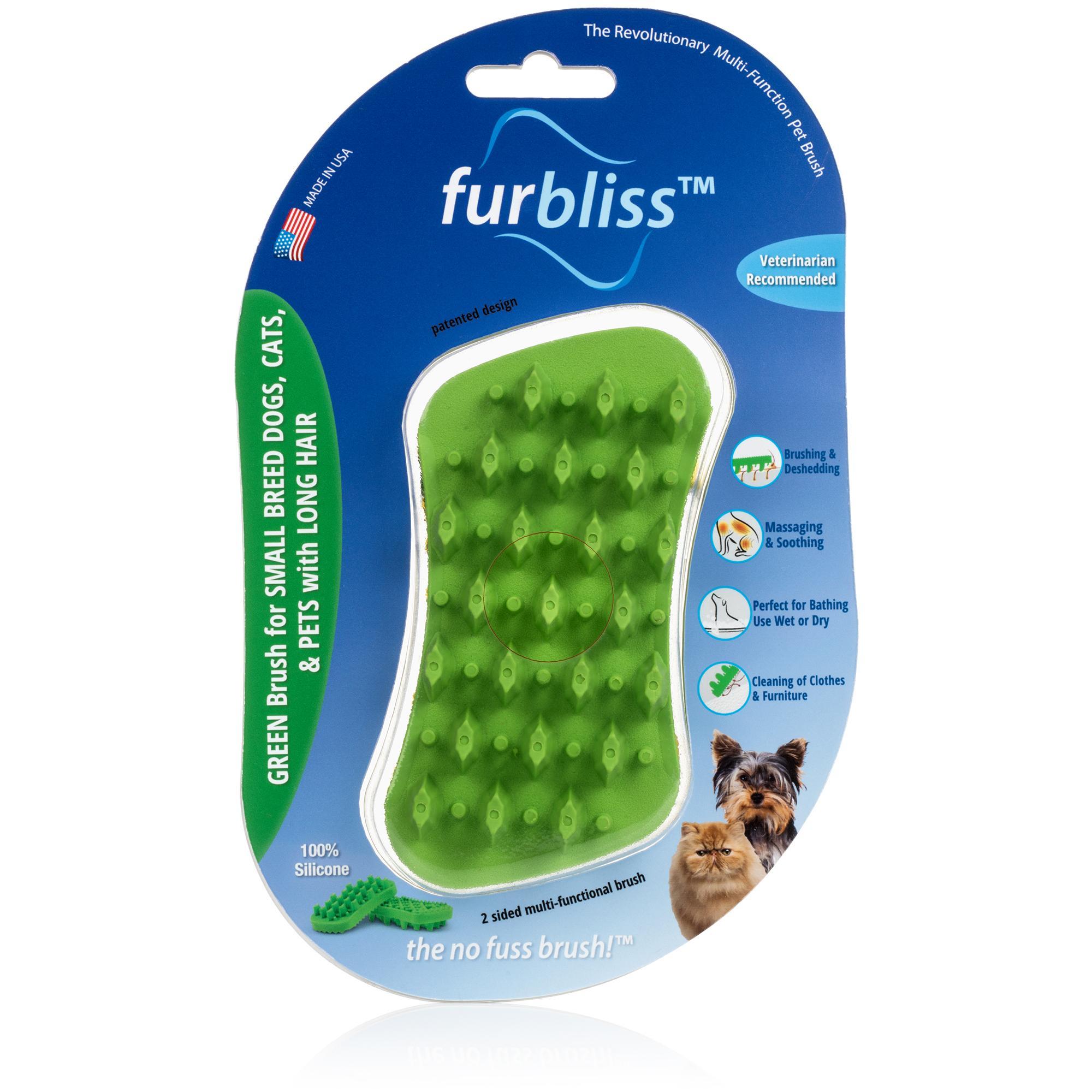 Furbliss Long Hair Dog Brush