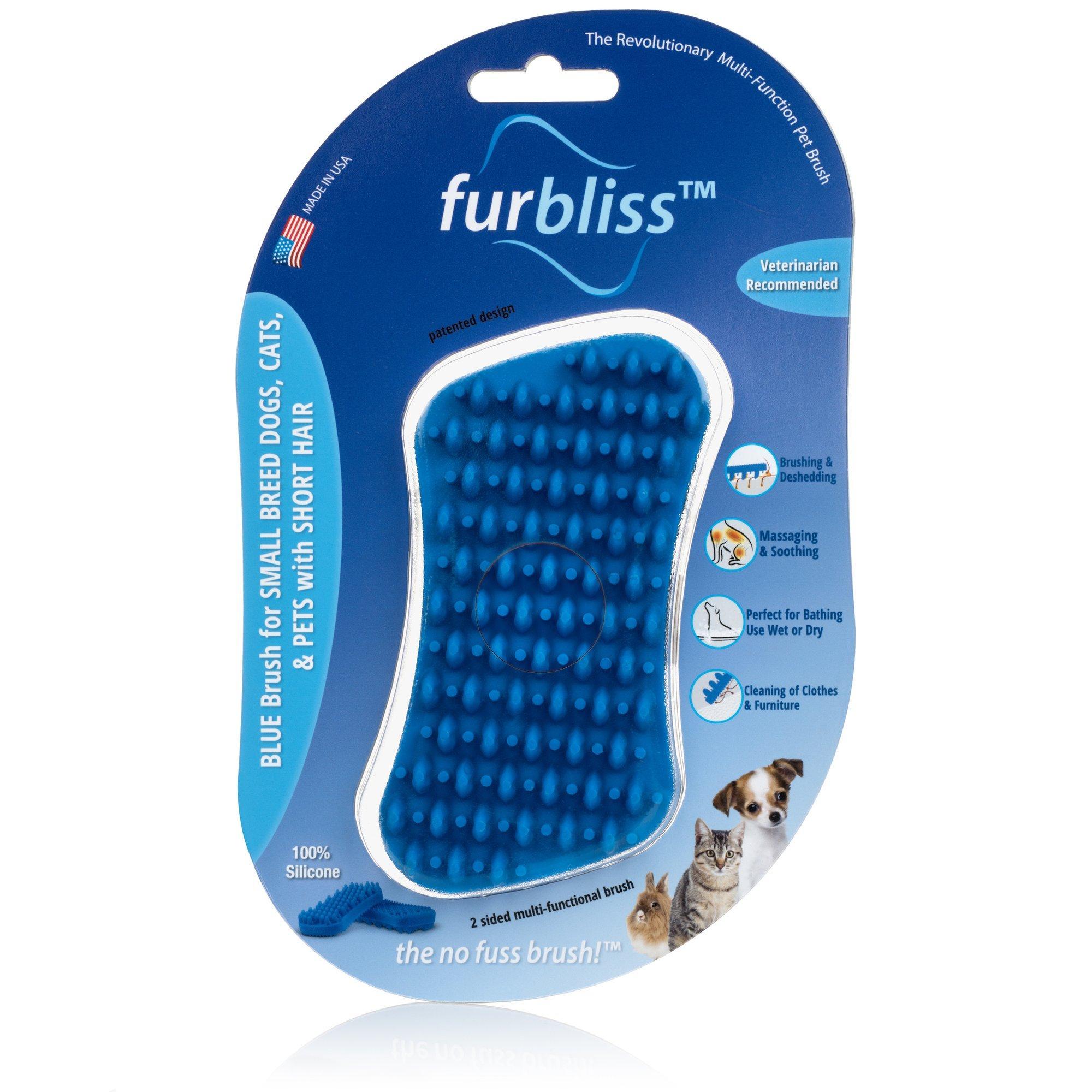 Furbliss Short Hair Dog Brush