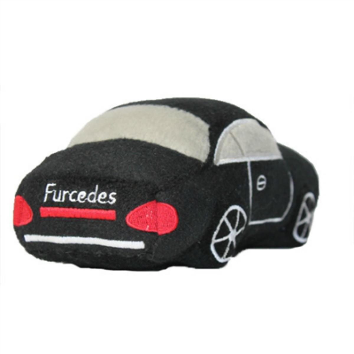 Furcedes Car Plush Dog Toy
