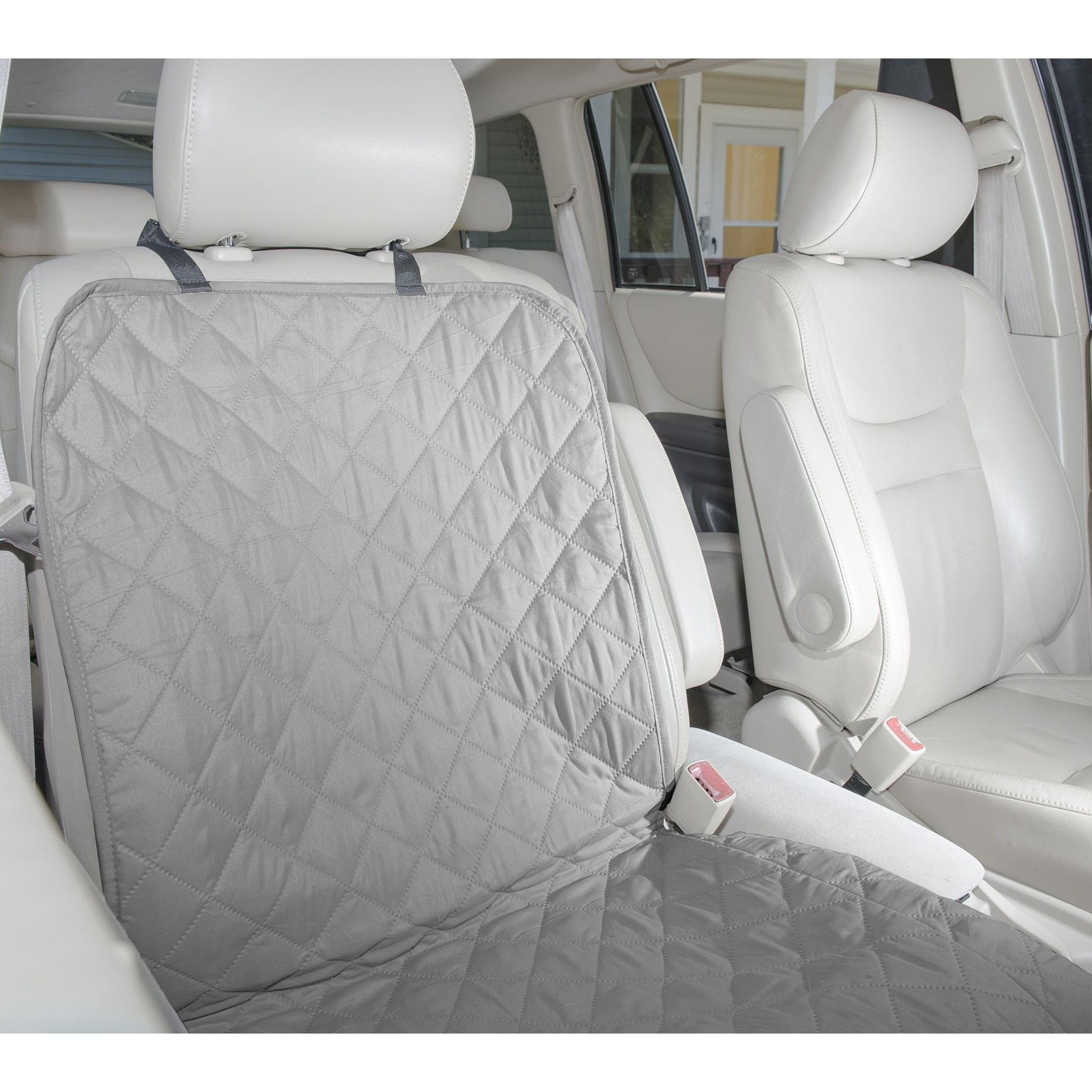 FurHaven Quilted Single Car Seat Cover With Same Day Shipping
