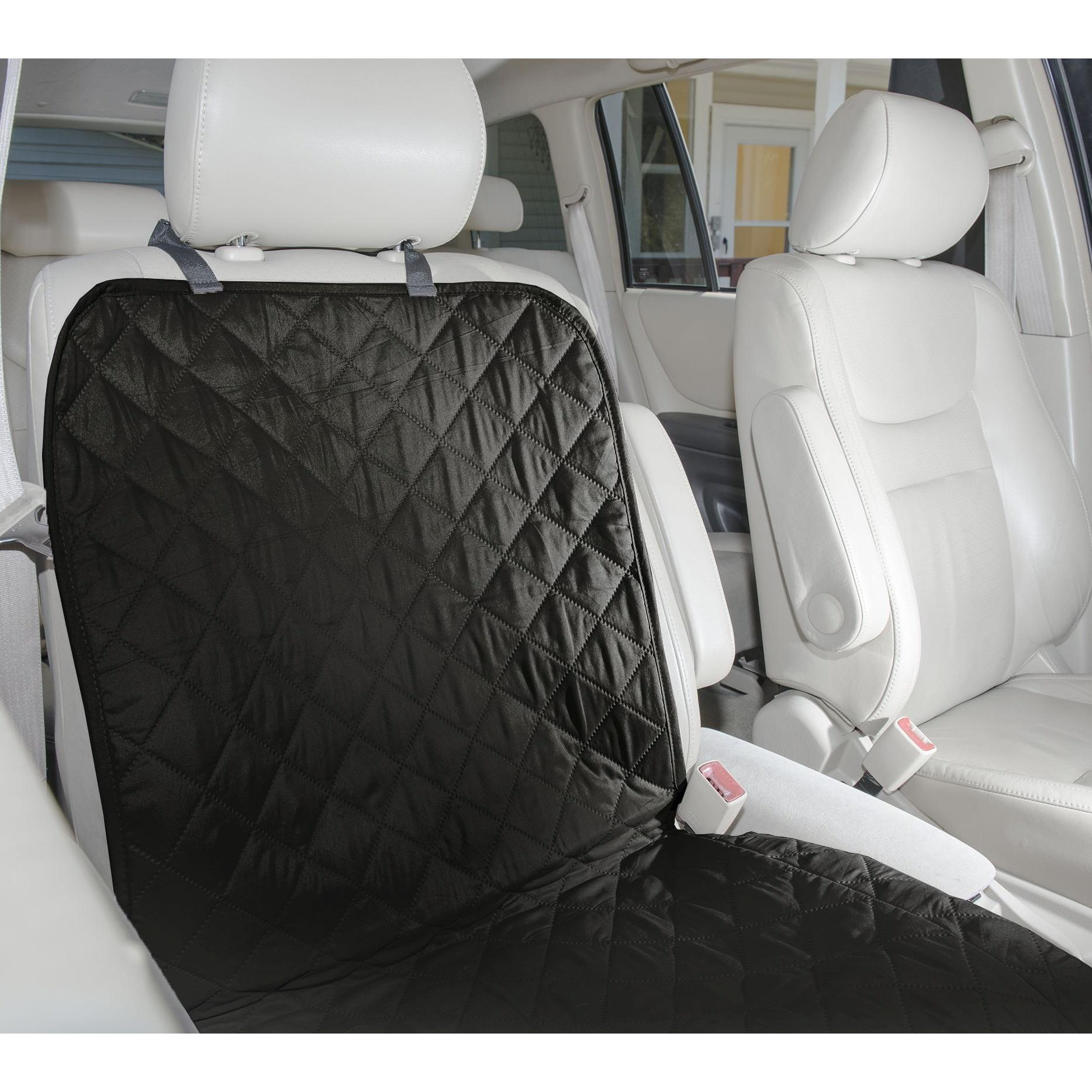 FurHaven Quilted Single Car Seat Cover
