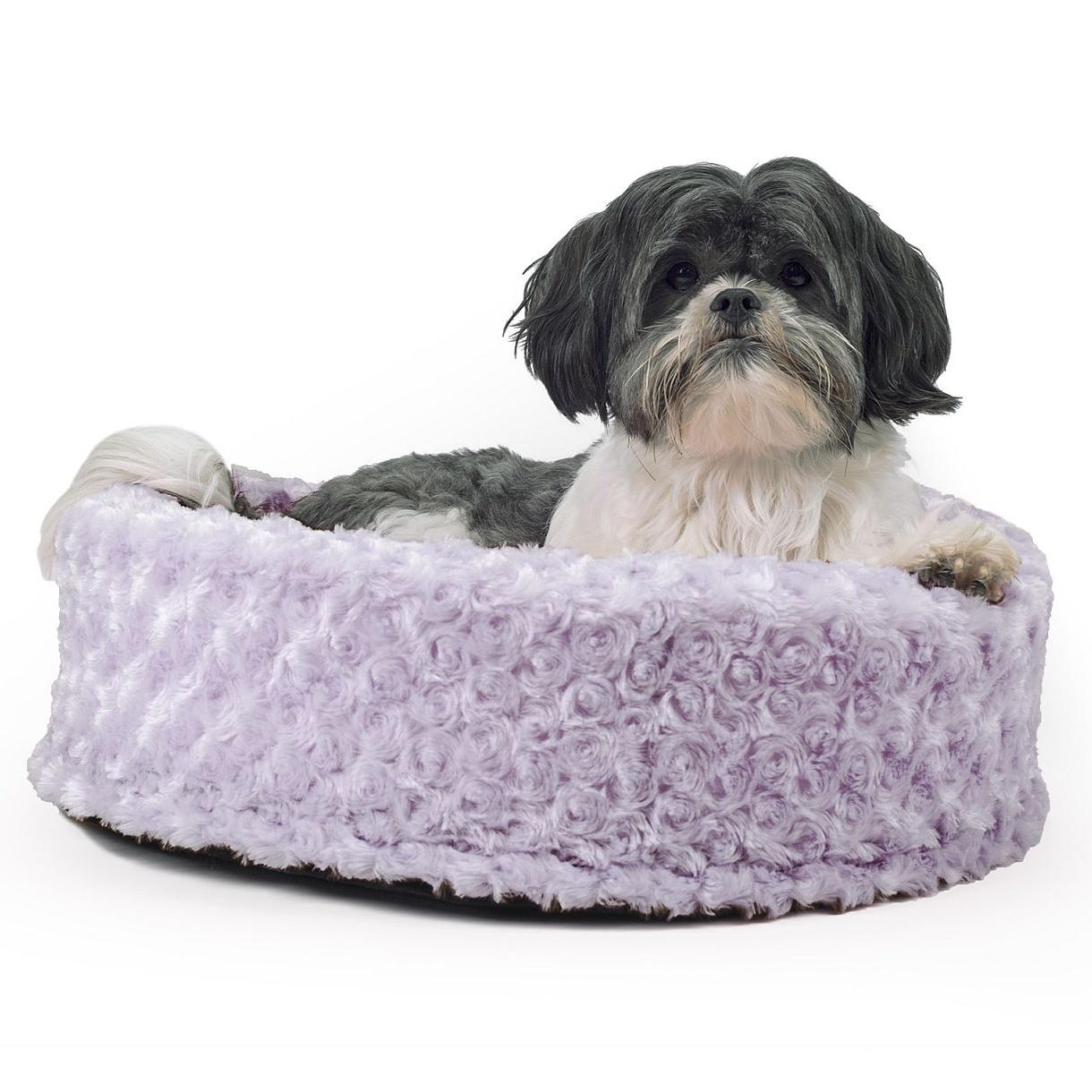 Dog Bed Exta Comfort Pet Plush