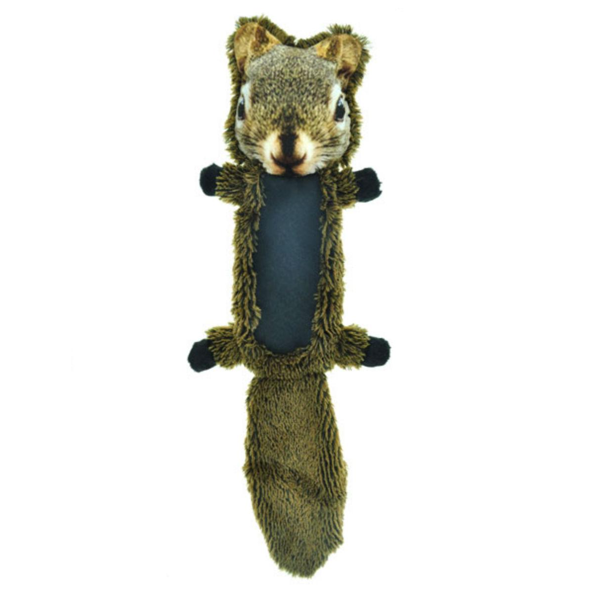 FurRealz Flatties Dog Toy - Squirrel