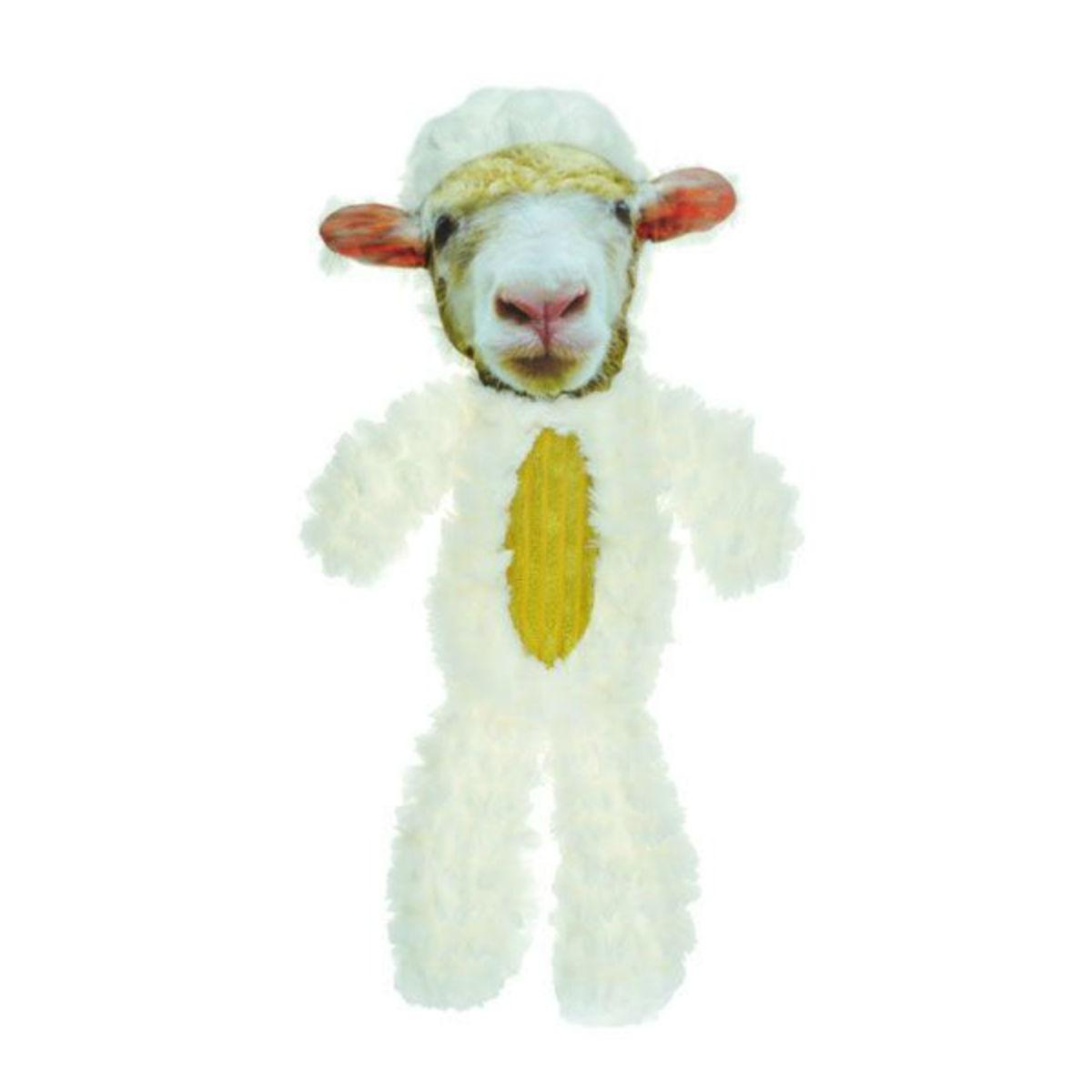 FurRealz Full Body Flattie Dog Toy - Sheep