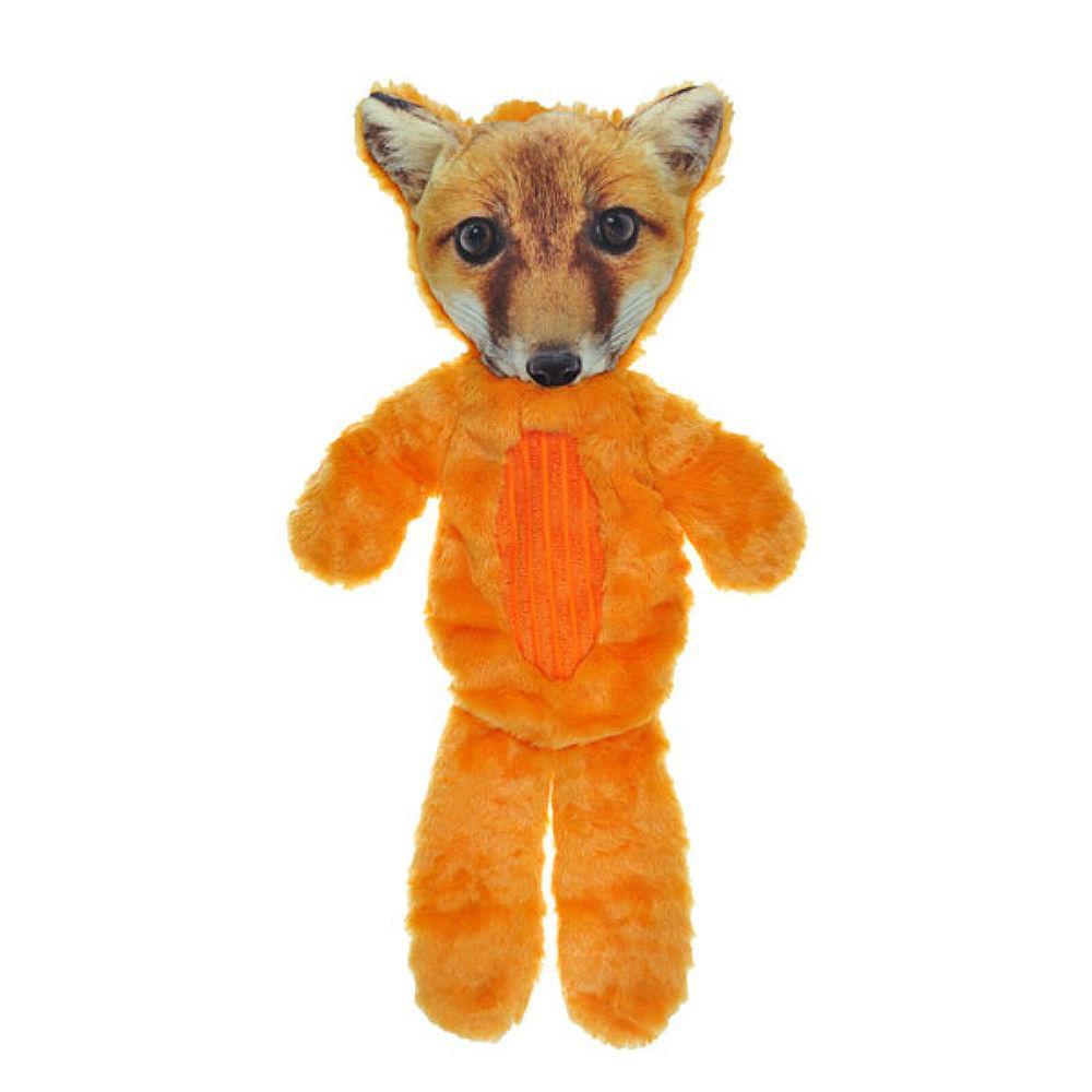 FurRealz Full Body Flattie Dog Toy - Fox