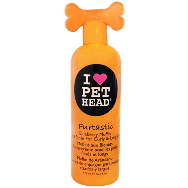 Furtastic Creme Rinse for Curly & Long Coats by Pet Head