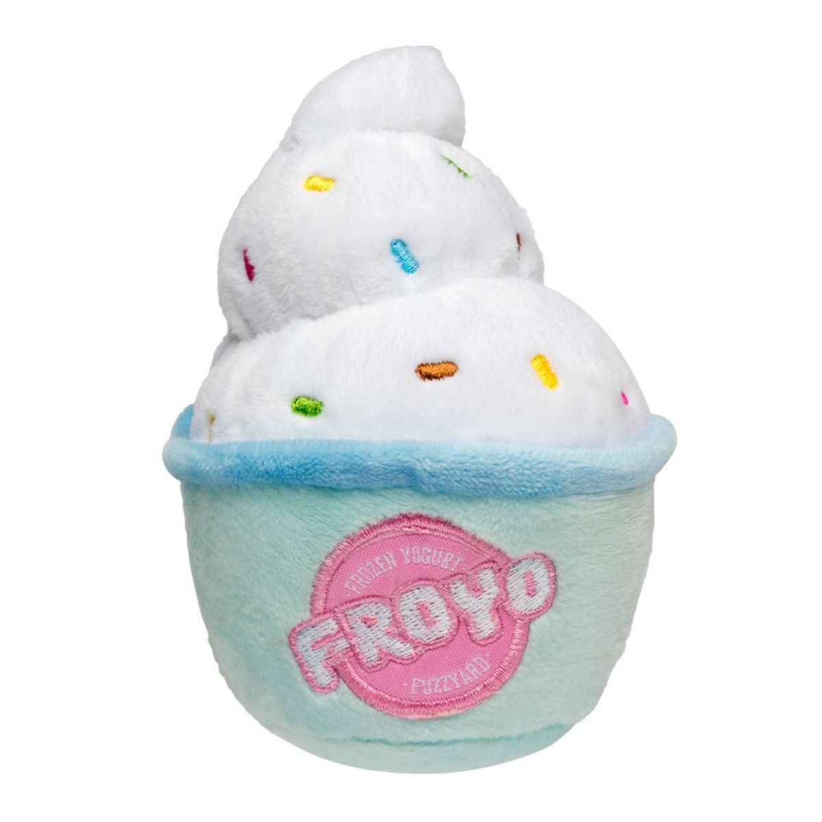 FuzzYard FroYo Ice Cream Dog Toy