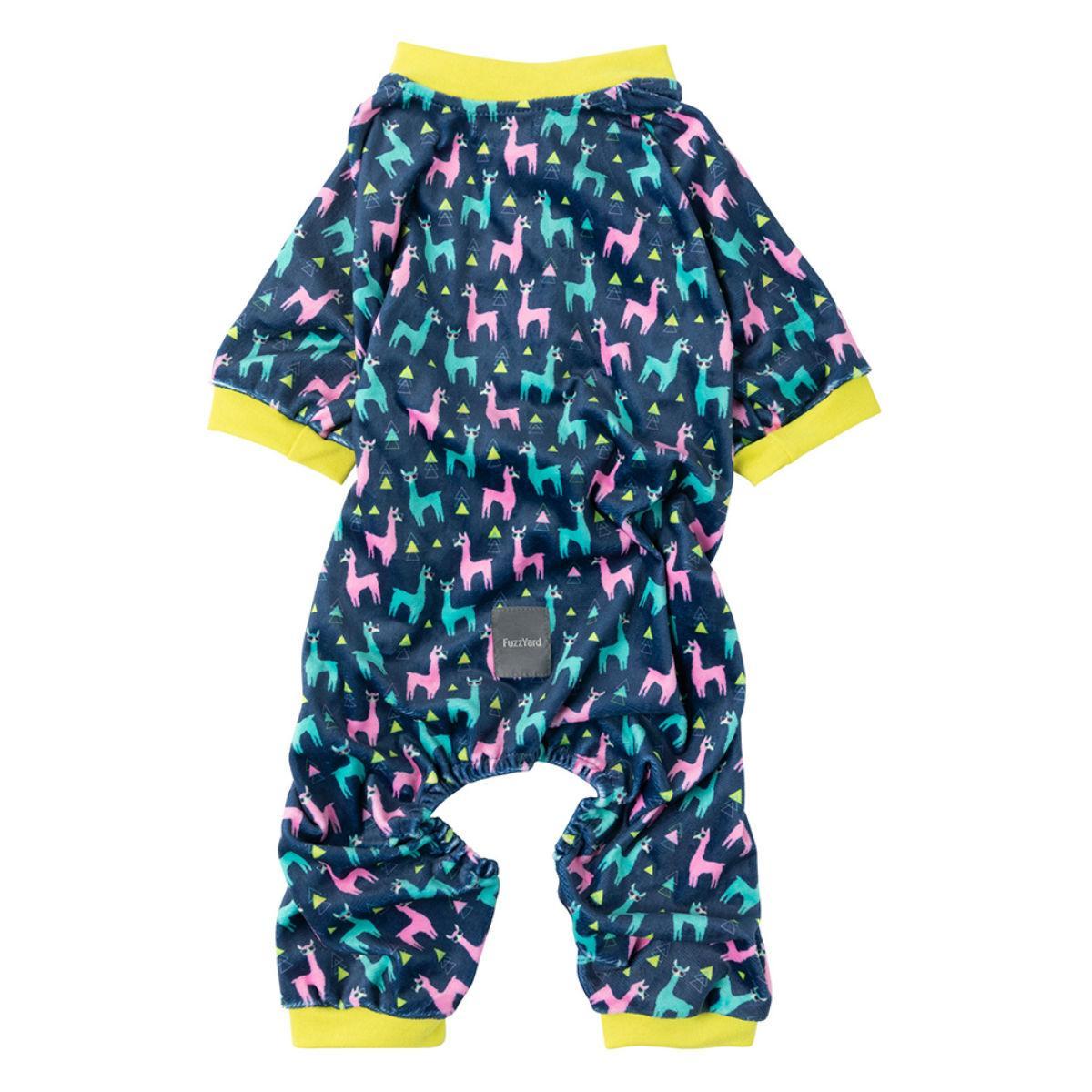 FuzzYard No Probllama Dog Pajamas