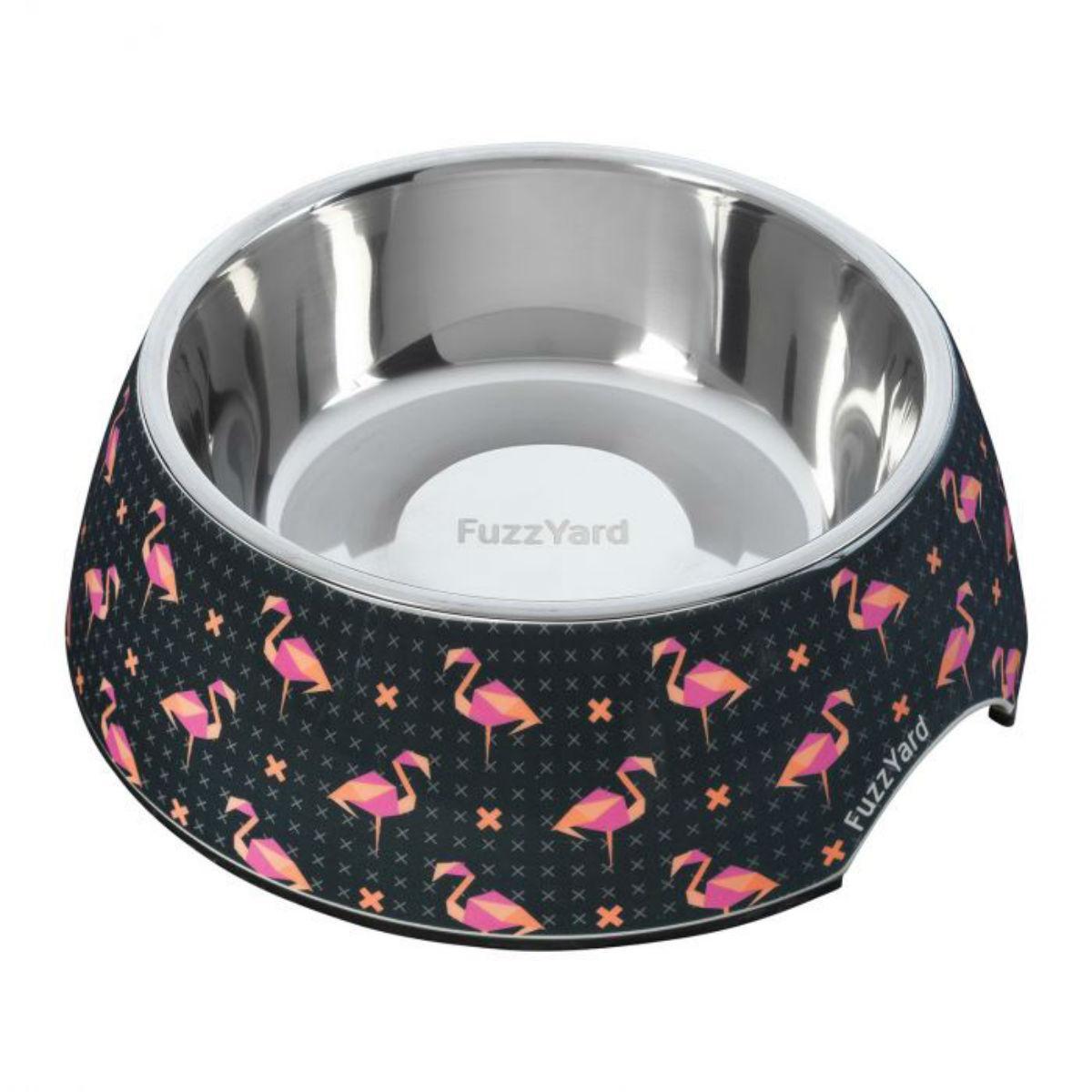 FuzzYard Fabmingo Easy Feeder Dog Bowl