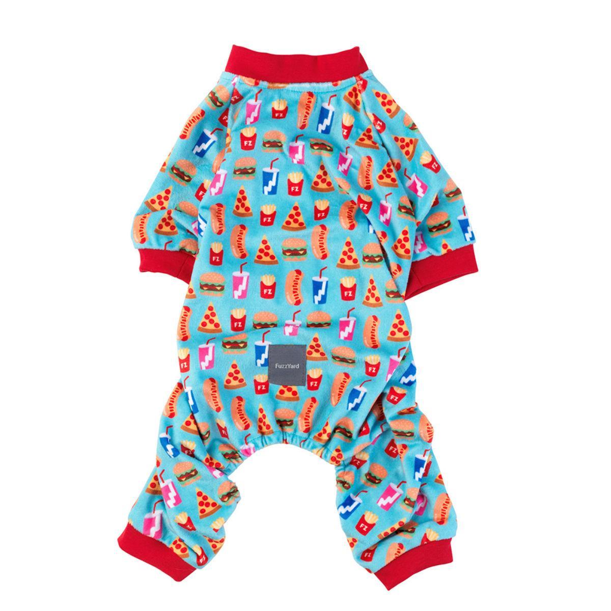 FuzzYard Supersize Me Dog Pajamas