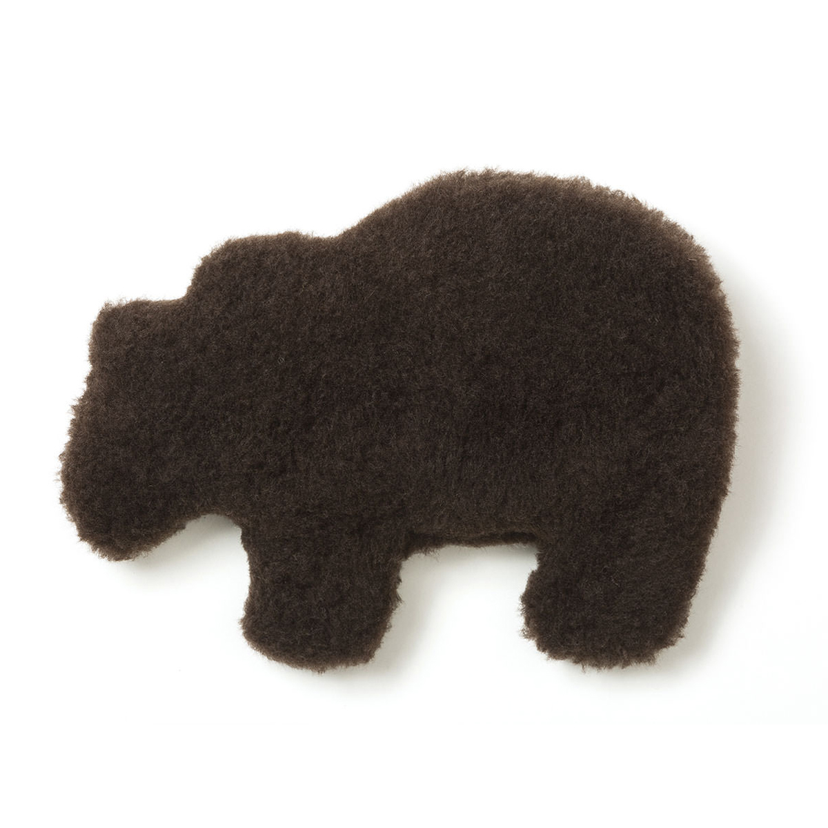 Gallatin Grizzly Dog Toy by West Paw - Boulder