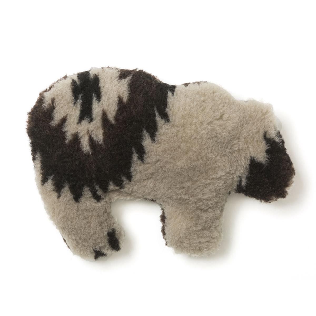 Gallatin Grizzly Dog Toy by West Paw - Diamond
