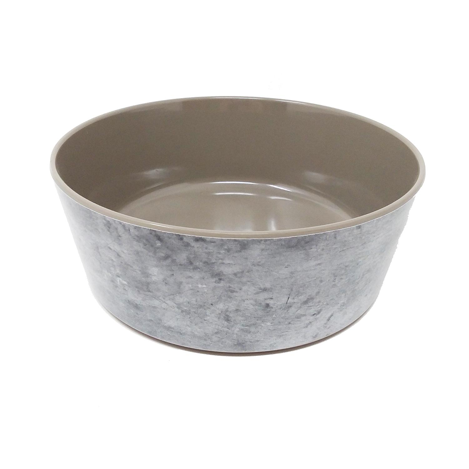 Gallery Pewter Pet Bowl by TarHong