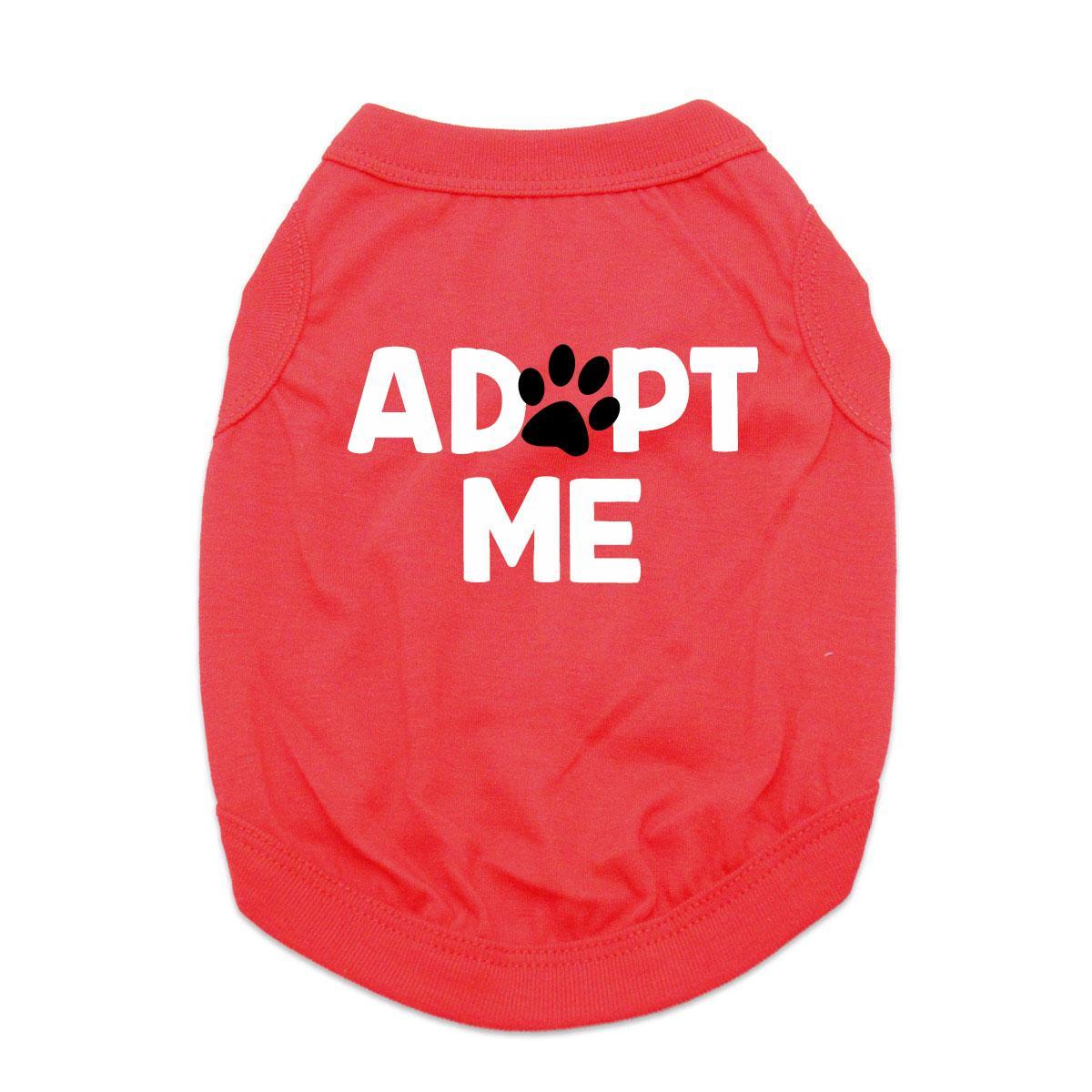 Adopt Me Dog Shirt - Red