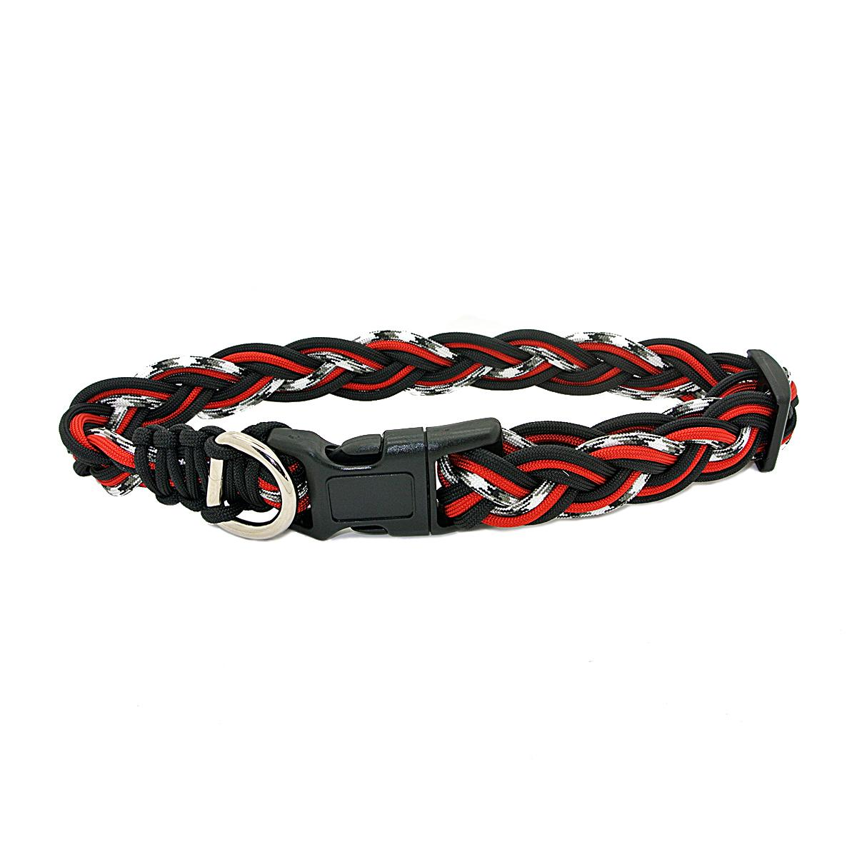 Ghost Dog Collar - Red