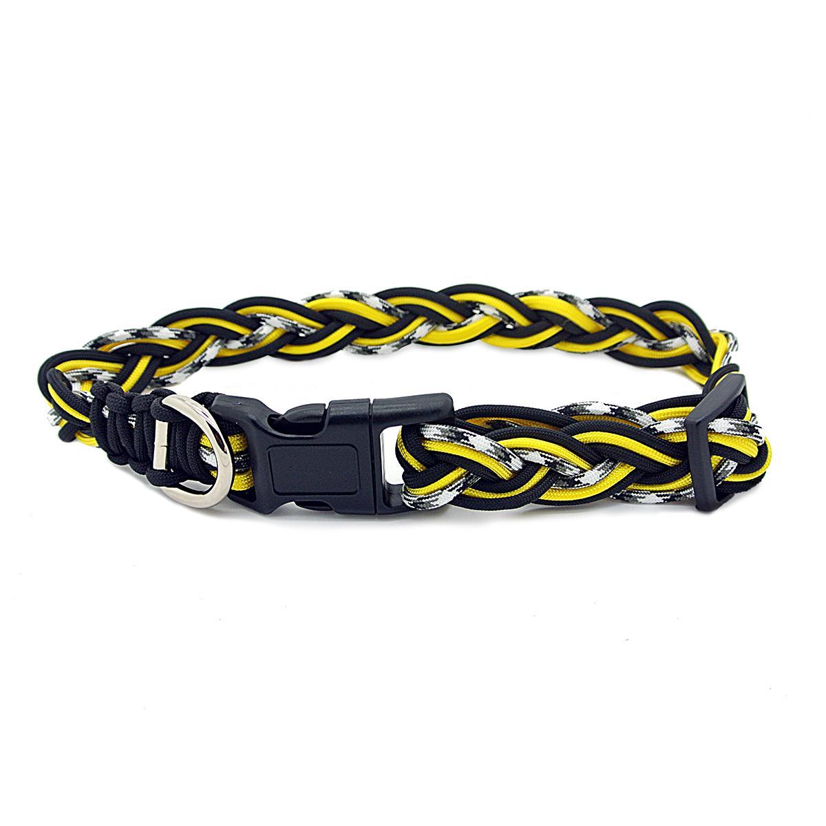 Ghost Dog Collar - Yellow