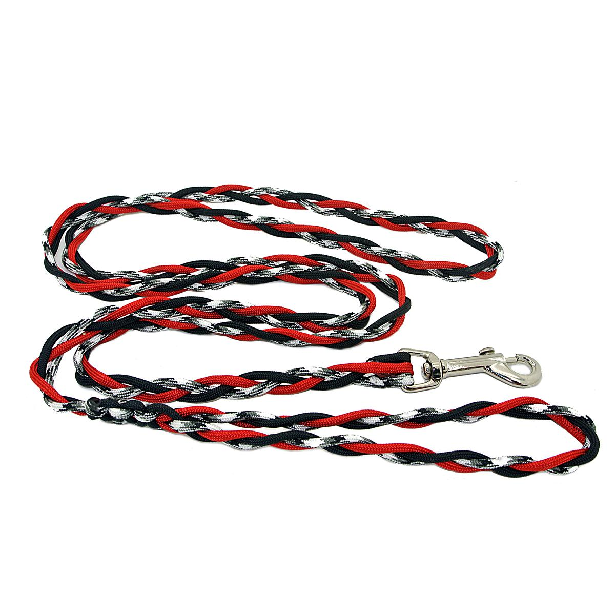 Ghost Dog Leash - Red