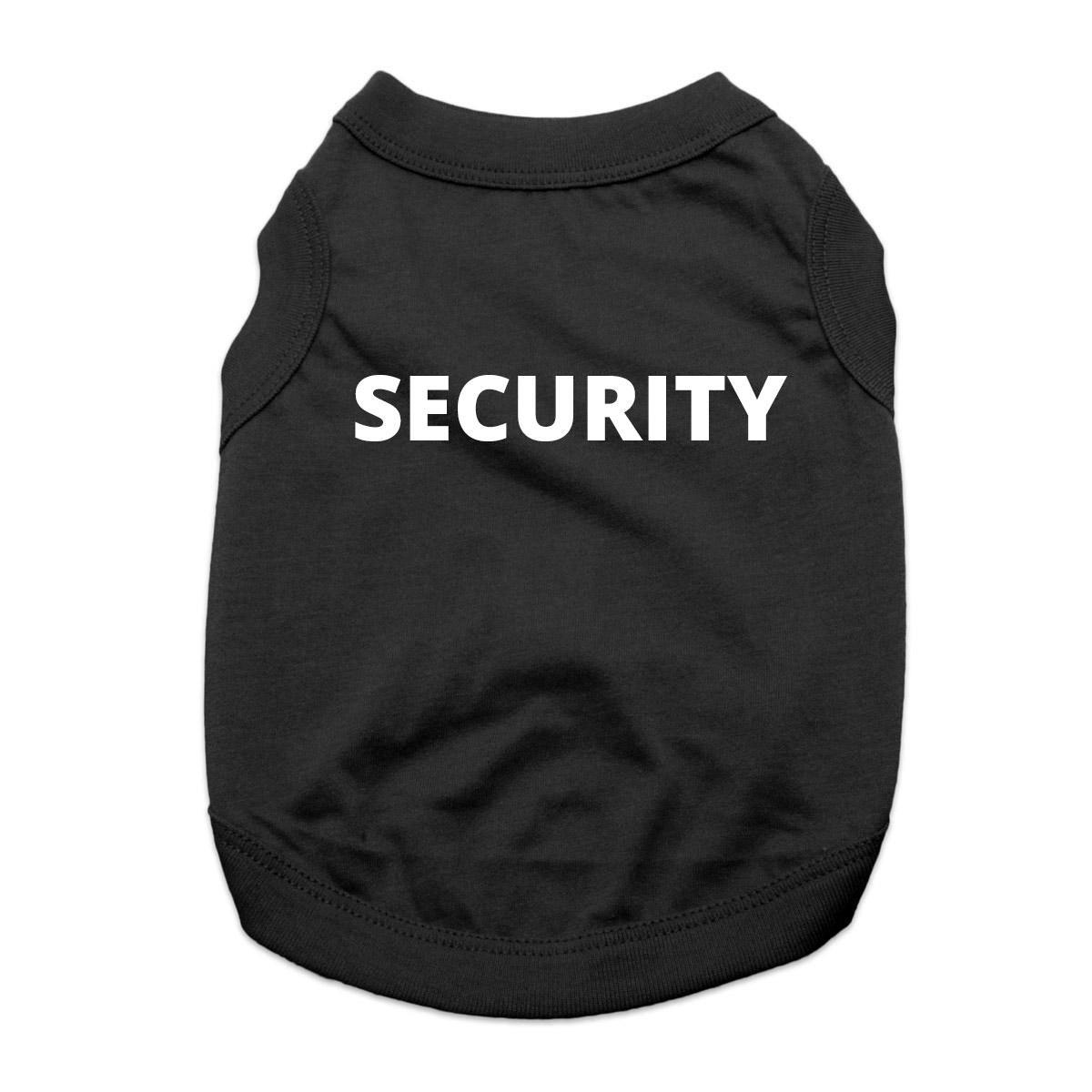 Security Dog Shirt - Black