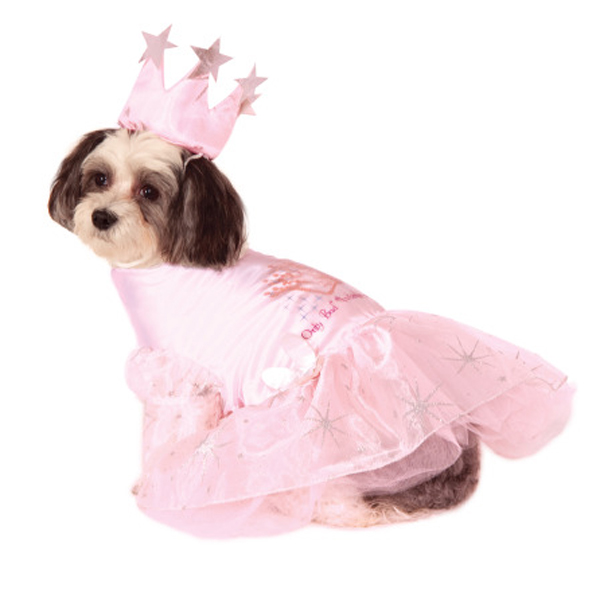 Wizard of Oz Glinda the Good Witch Dog Costume