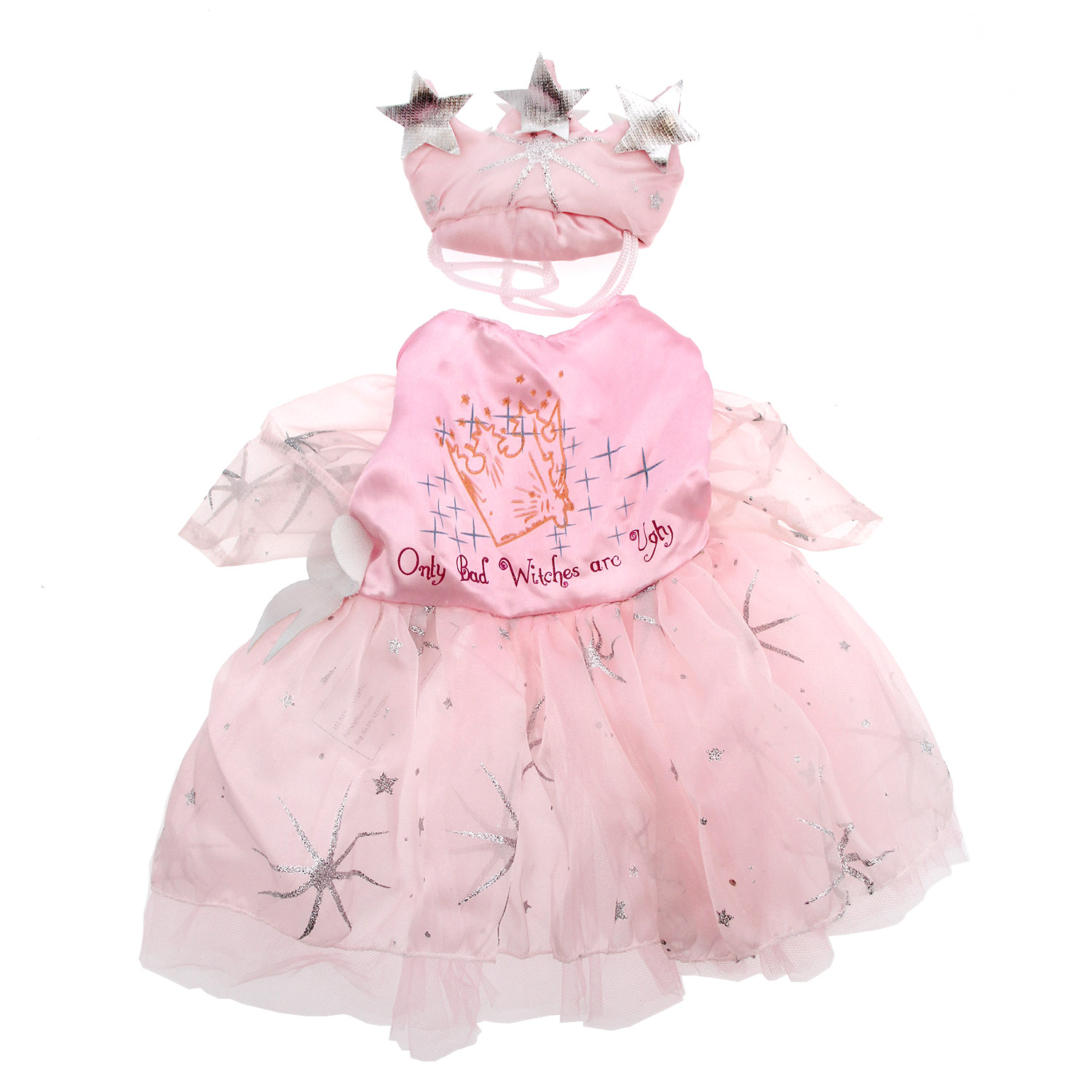 Glinda the Good Witch Dog Costume with Same Day Shipping | BaxterBoo