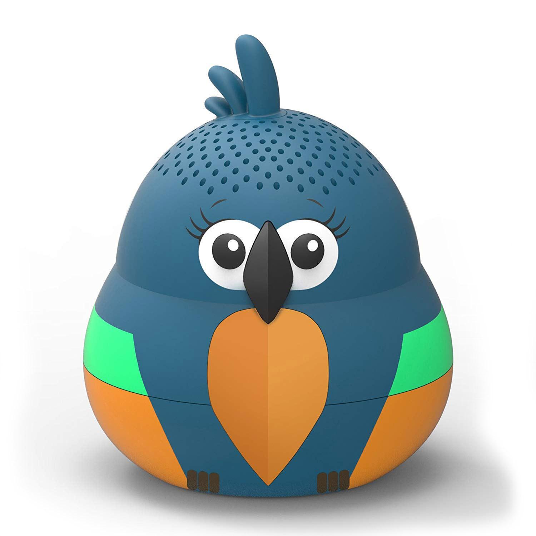 G.O.A.T. Bluetooth Pet Speaker and Selfie Remote - Blue Bird