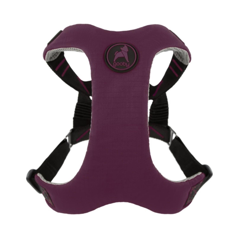 Gooby Convertible Z Dog Harness - Purple
