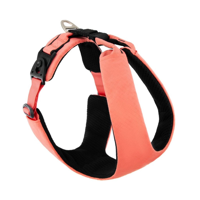 Gooby Lite Gear Z Dog Harness - Pink