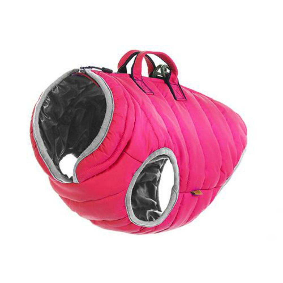 Gooby Padded Lift Dog Vest - Pink