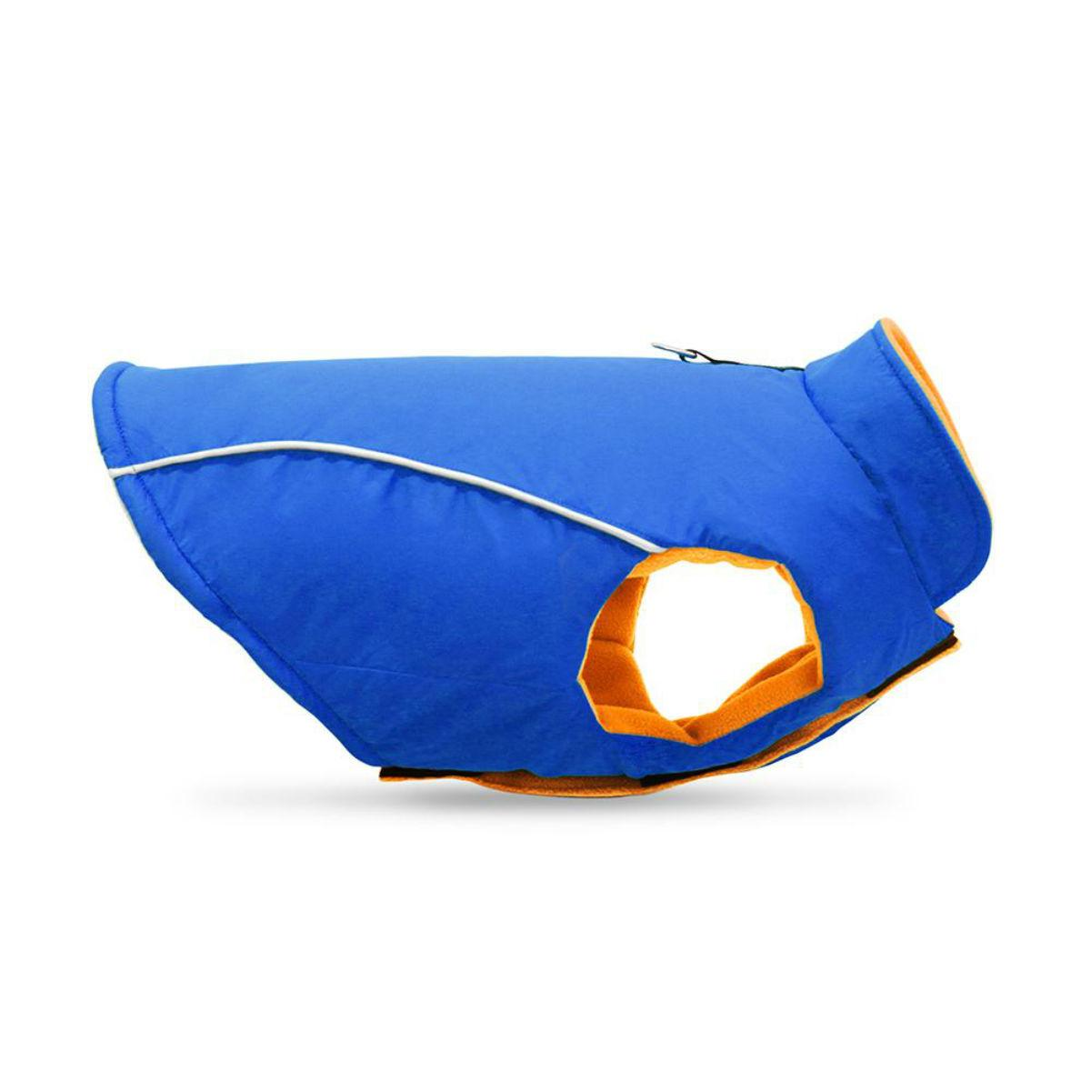 Gooby Sports Dog Vest - Blue