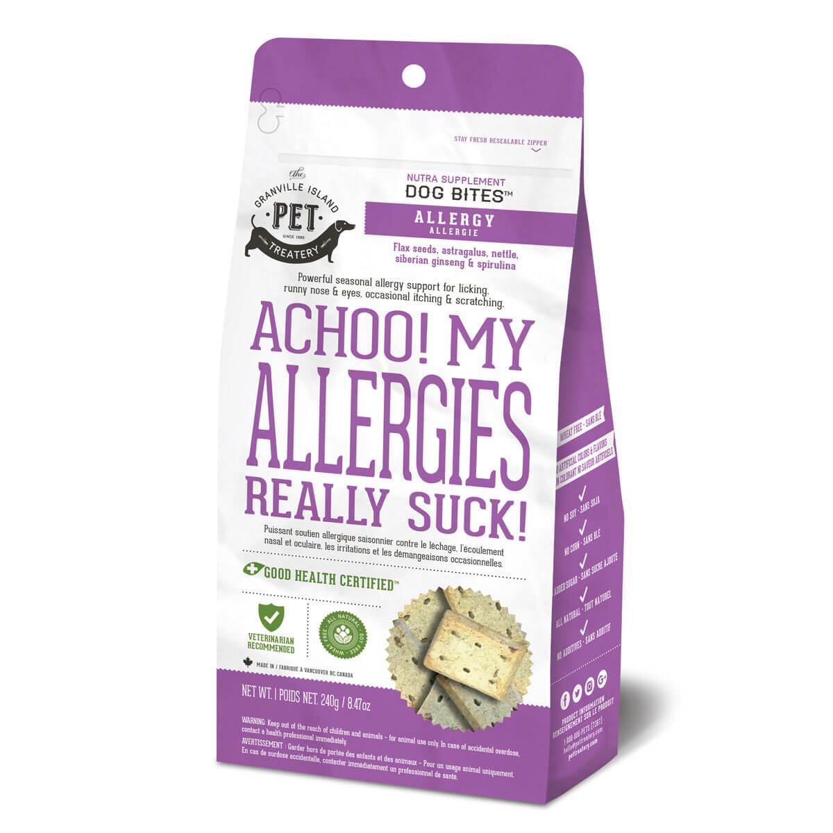 Granville Nutra Dog Treats - Allergy