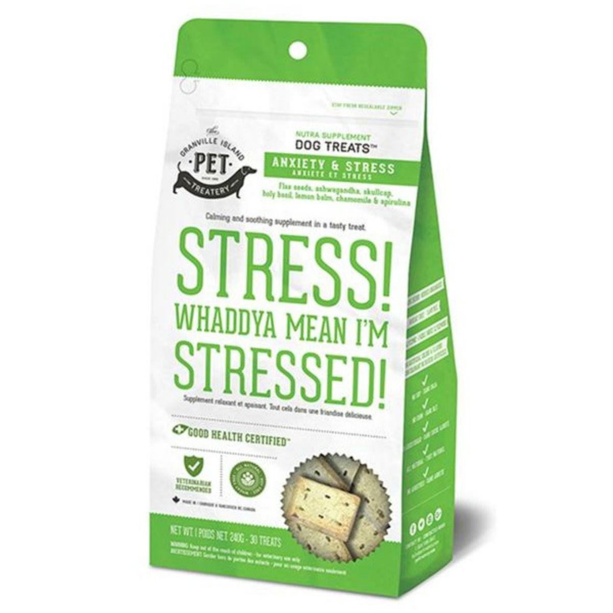 Granville Nutra Dog Treats - Anxiety & Stress