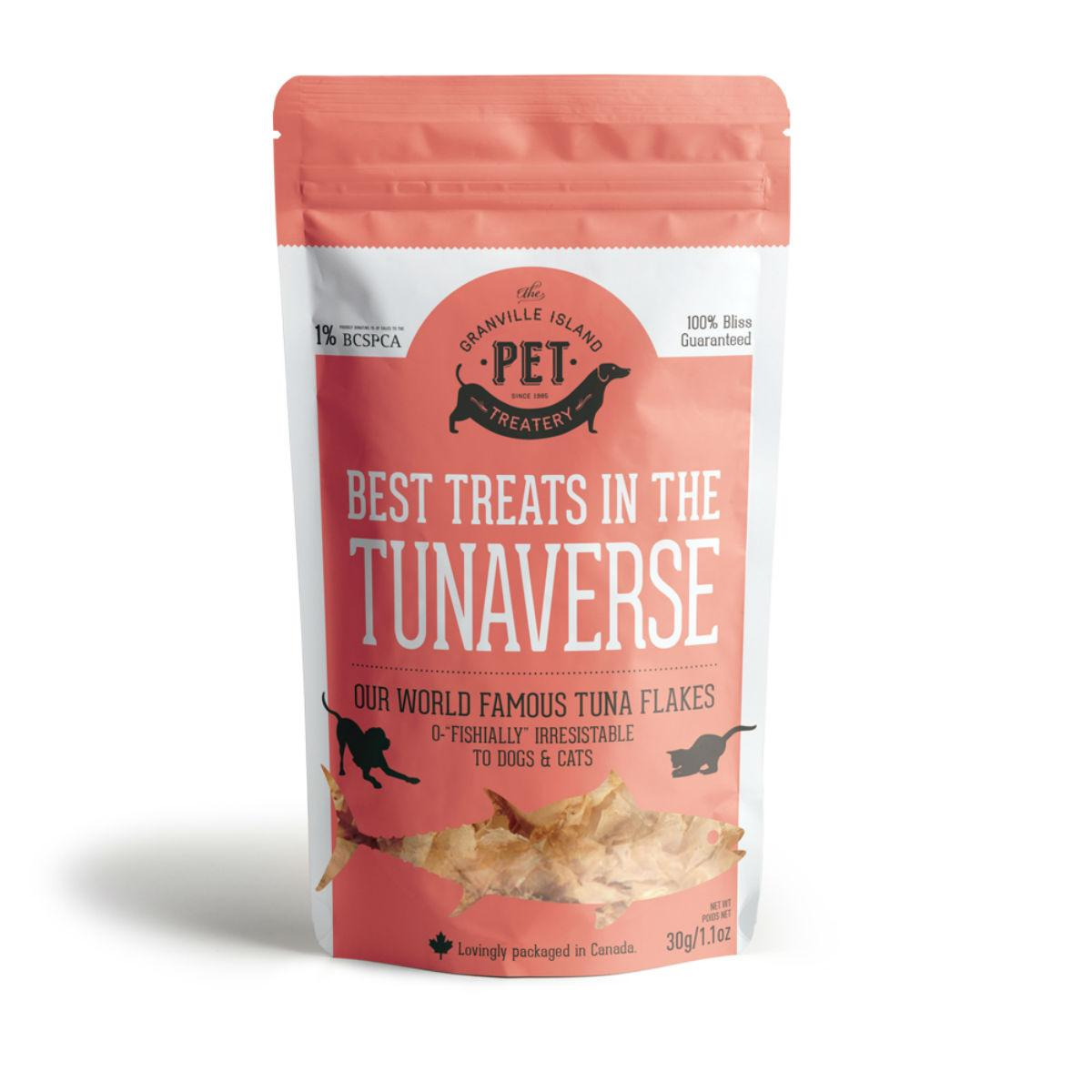 Granville Pure Protein Pet Treat - Best Treats in the Tunaverse