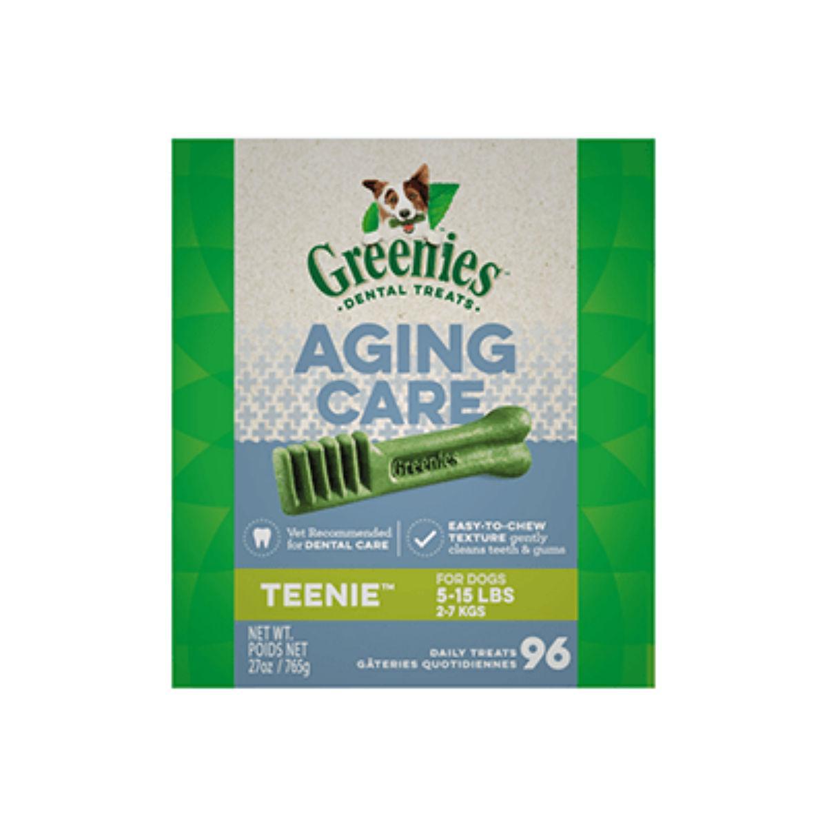 Greenies Dental Dog Chew - Aging Care