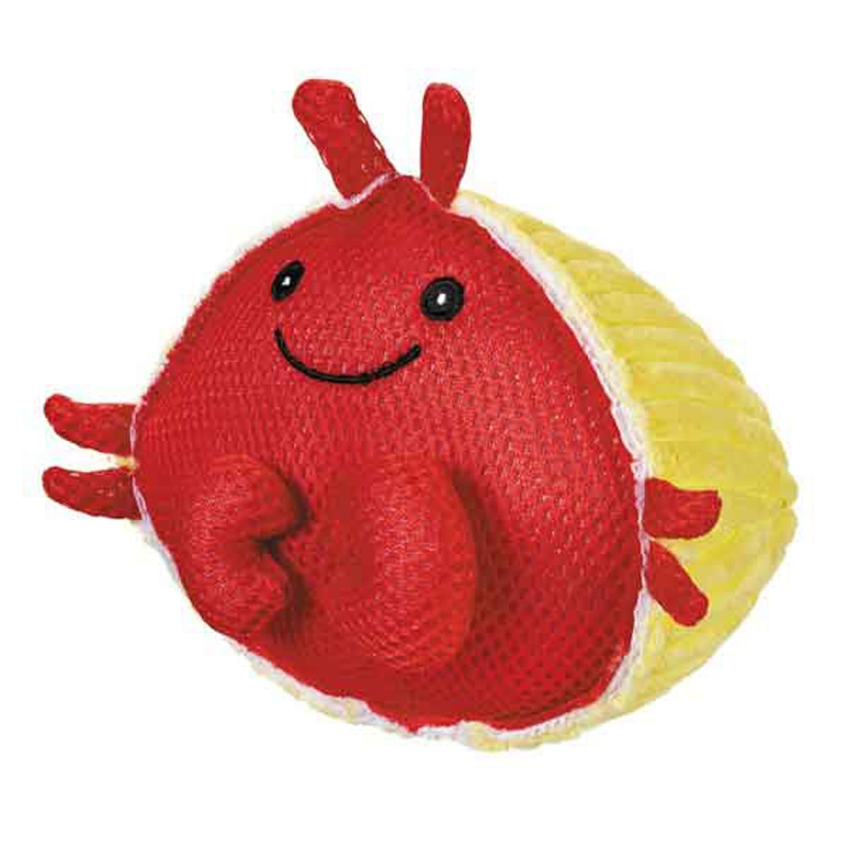 Grriggles Aquadudes Dog Toy - Hermit Crab