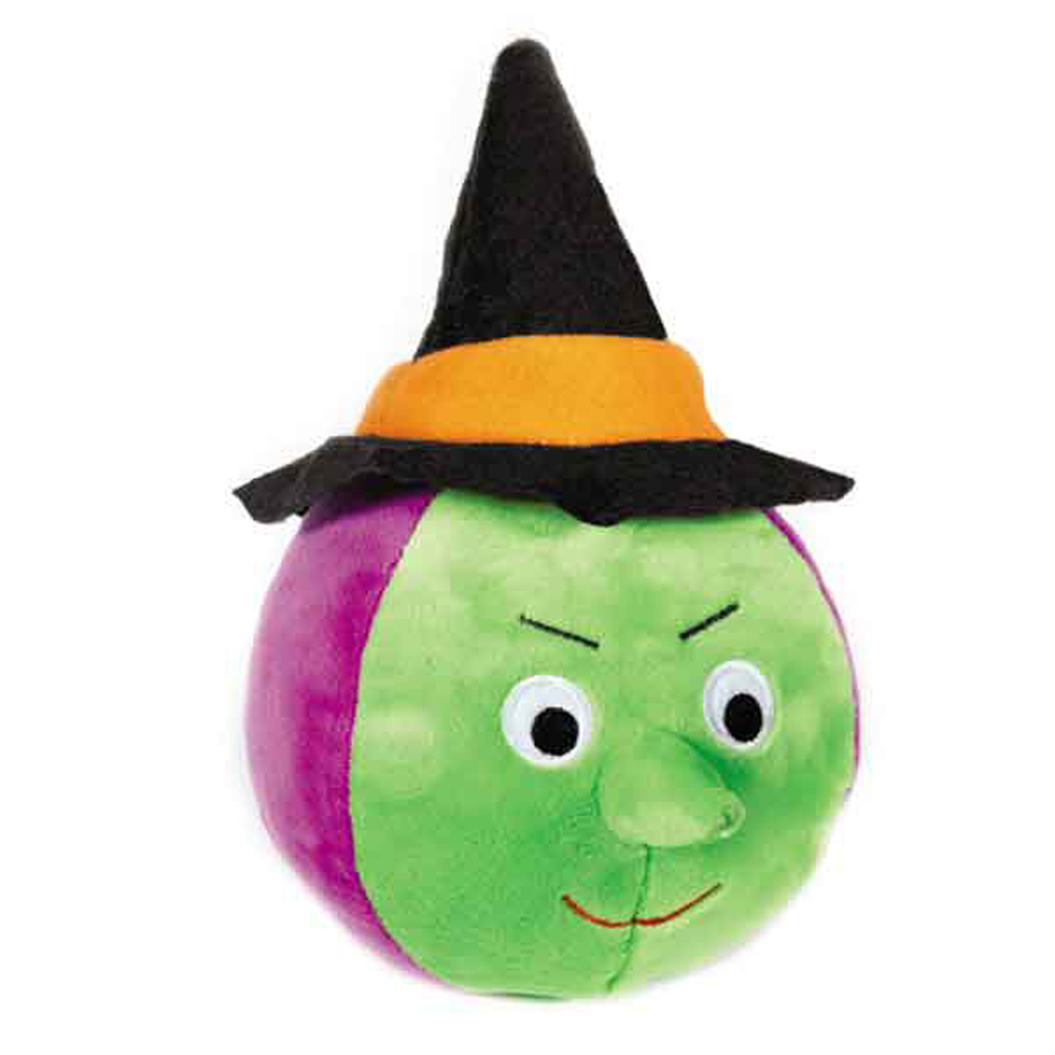 Toys For Halloween : Grriggles halloween gang dog toy witch with same day