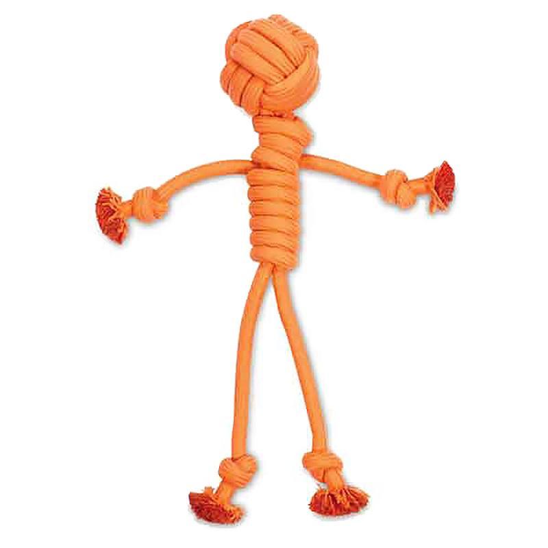 Grriggles Ruff Rope Tug Man Dog Toy