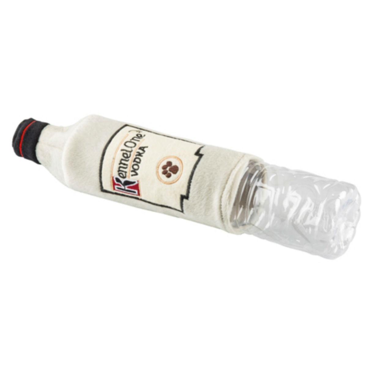 Kennel One Water Bottle Crackler Dog Toy
