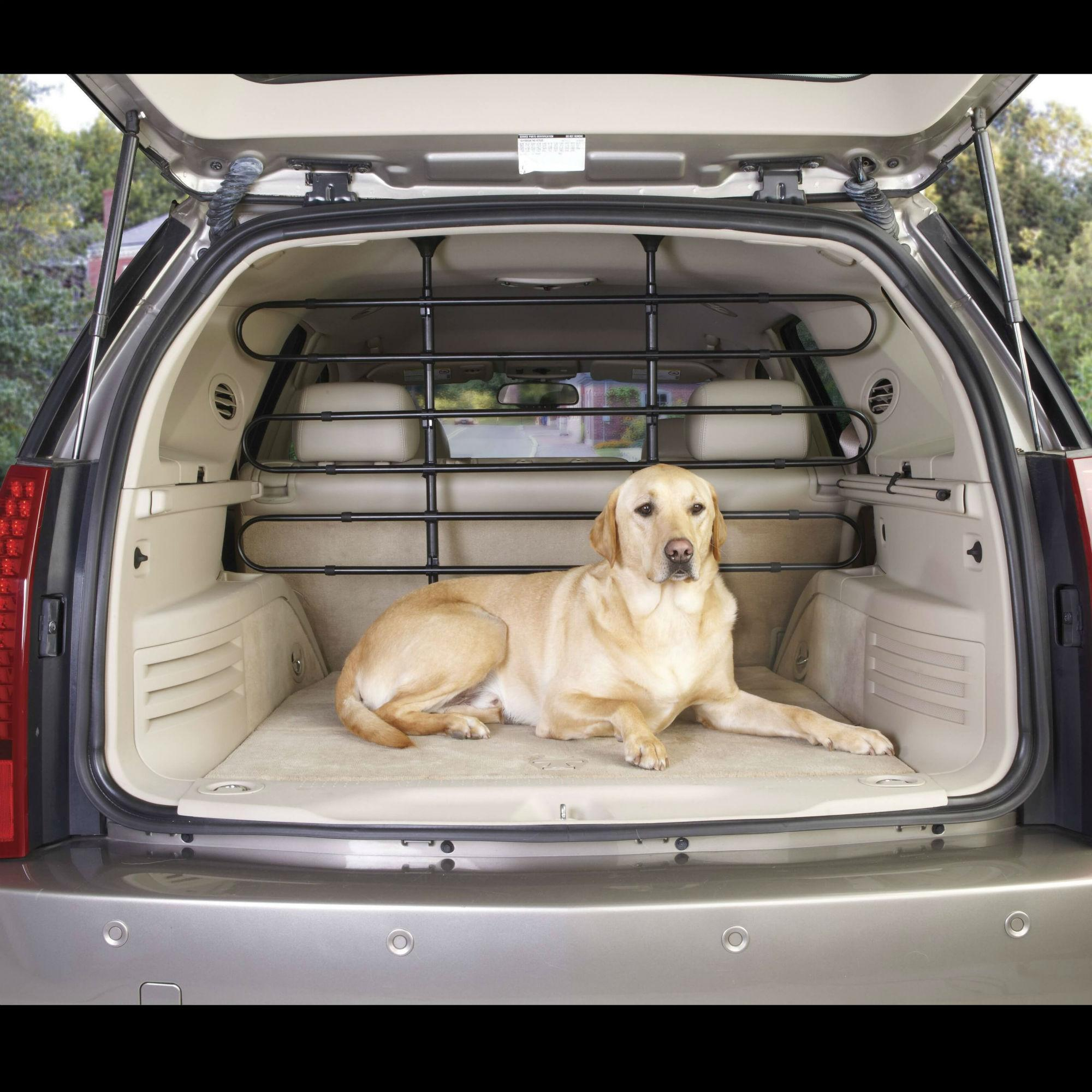 Guardian Gear Vehicle Pet Barrier - Black