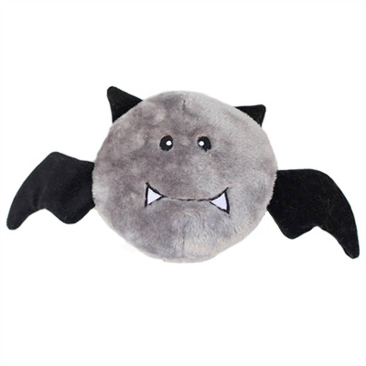 Halloween Brainey Dog Toy - Bat