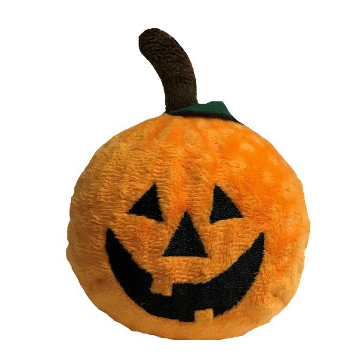fabdog® Halloween faball® Dog Toy - Pumpkin