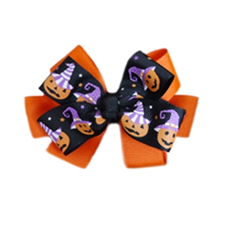 Halloween Pumpkin Dog Collar Attachment