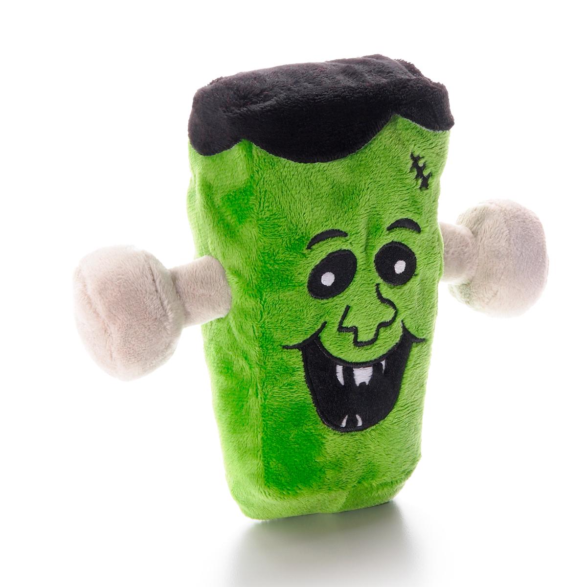 Halloween Topper Dog Toy - Frankenstein