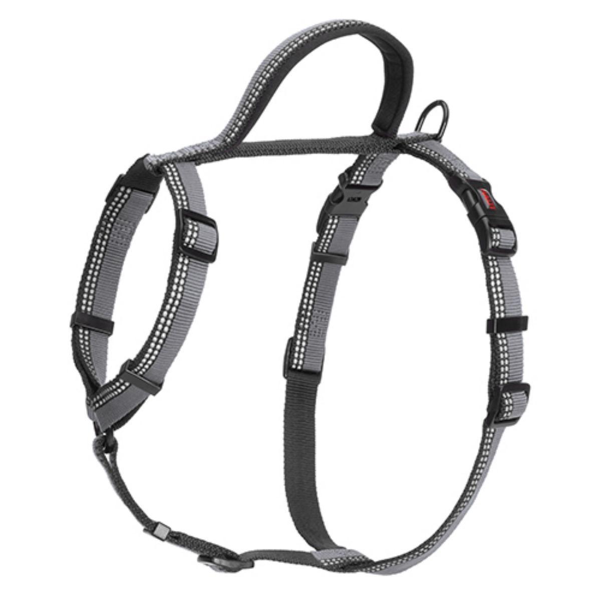 Halti Walking Dog Harness - Black and Gray
