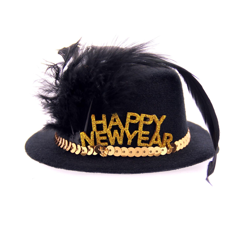 Happy New Year Hat 34