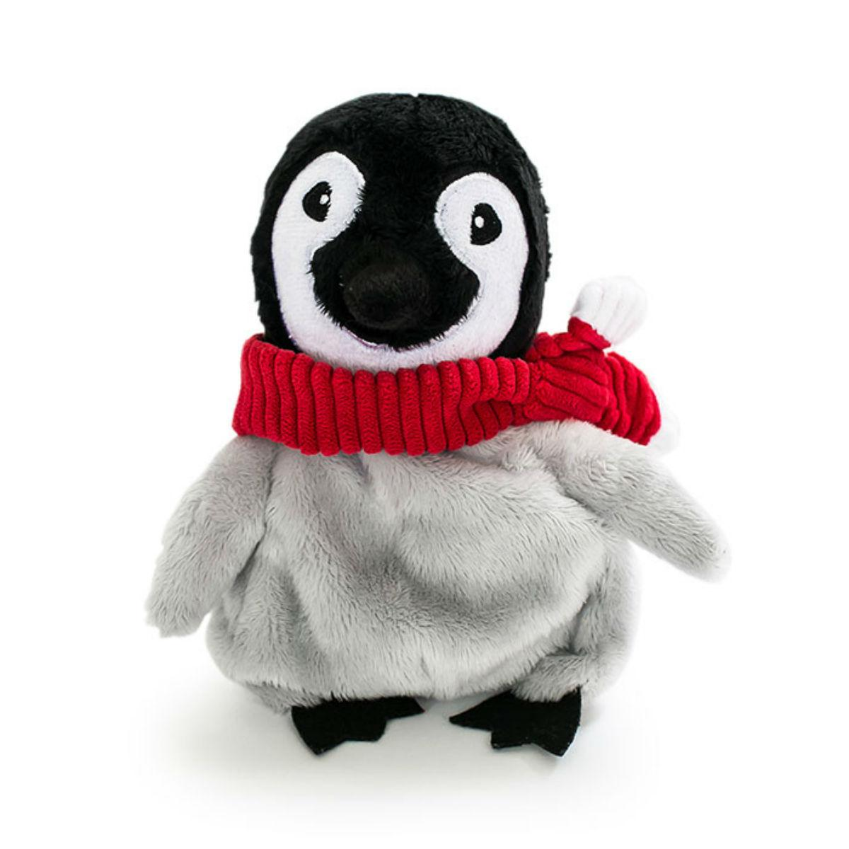 Hatchables X-Mas Dog Toy - Penquin/ Ornament